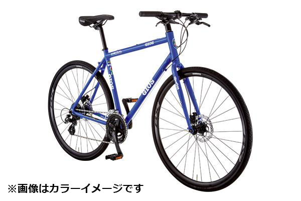 MISTRAL DISC HYDRAULIC ALEX WHEEL 2020年モデル [GIOS BLUE] 製品画像