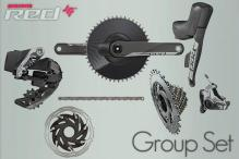 SRAM Red eTap AXS 1X HRD Group Set