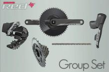 SRAM Red eTap AXS 1X Road Group Set